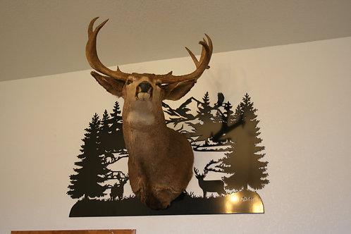 Deer Mount Surround
