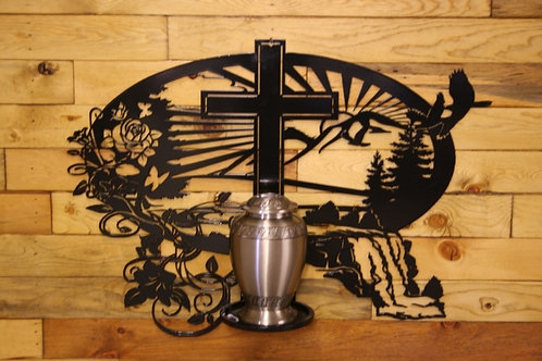 Holy Land Urn Stand