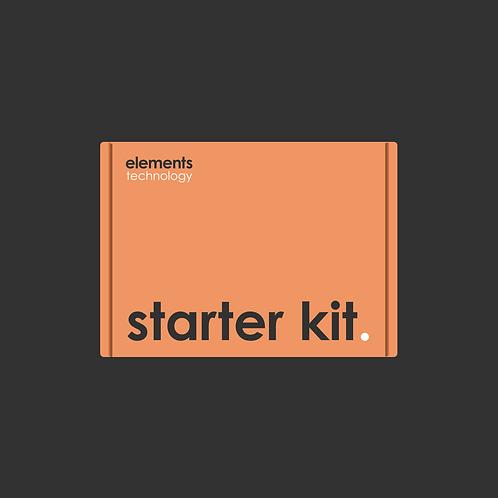 the Elements Starter Kit