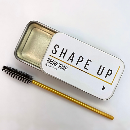 Shape It Up - Fluffy Brow Fixing Soap Kit