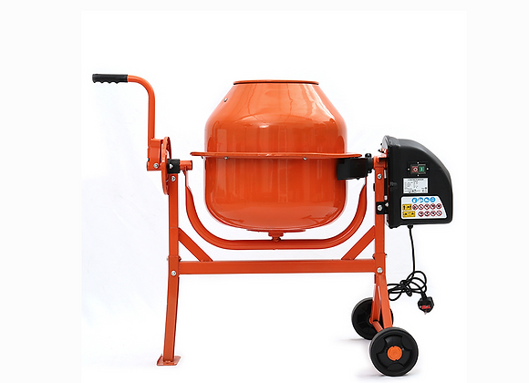 Concrete Mixer- Electric 60l