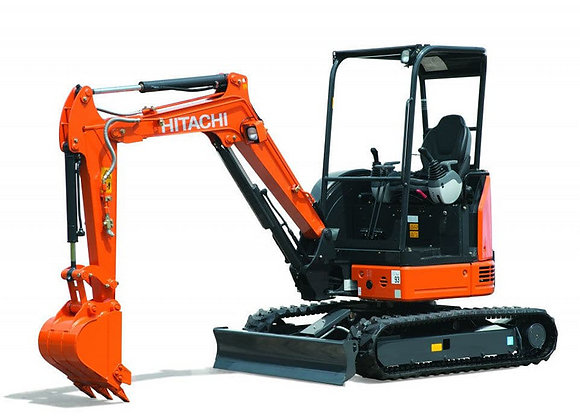 Hitachi Digger 2.6t ZX26U