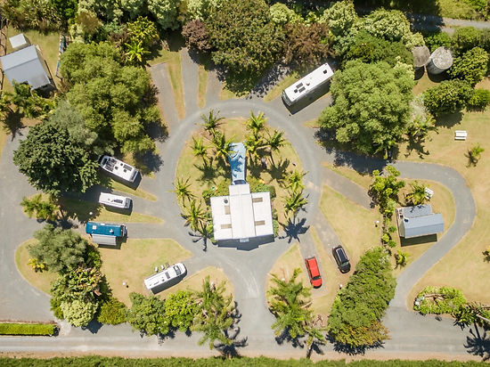 Wagon Wheel Park Layout