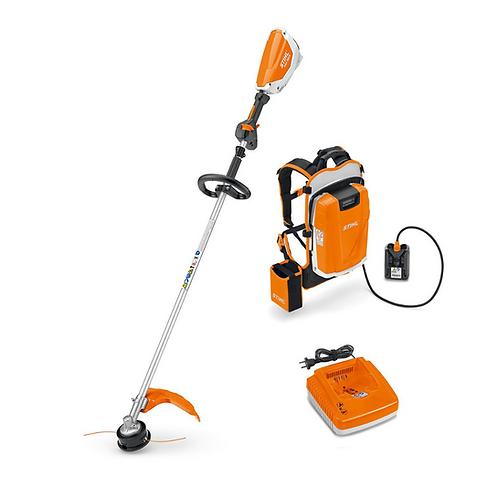 Professional Linetrimmer (with Back Pack battery and charger)
