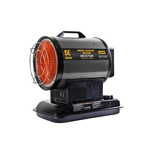 Diesel Radiant Heater 70,000 BTU