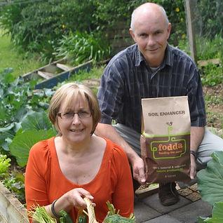Fodda Garden fertiliser Story