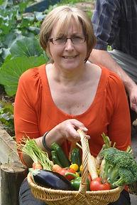 Diane Pilcher Orgnic Natural Fertiliser Gardener
