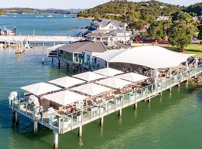 The Dock at Zane Greys