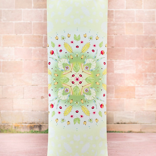 "Tapis de yoga ""Wildflower"""