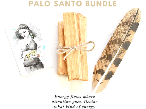 """Bâton """"Palo Santo"""" (lot de 3)"""
