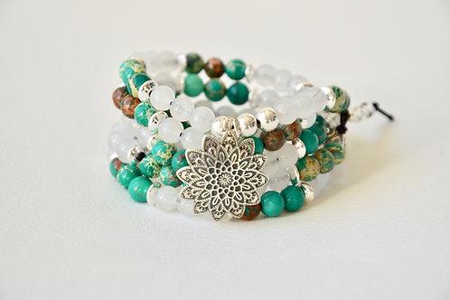 """Bracelet Mâlâ """"Aura"""""""