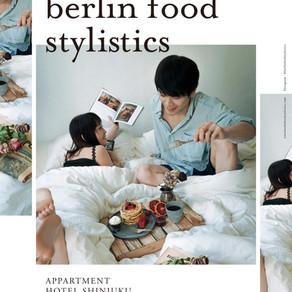 berlin food stylistics in tokyo