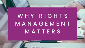 More data, more deals, more revenue: Why rights management matters