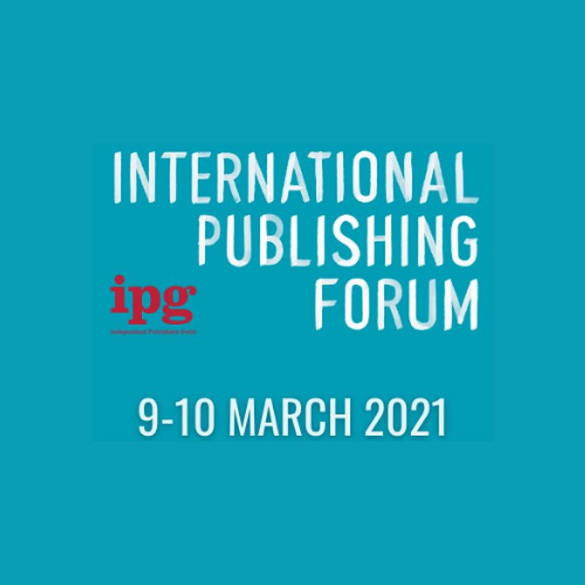 IPG International Publishing Forum