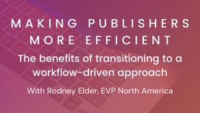 Making Publishers More Efficient