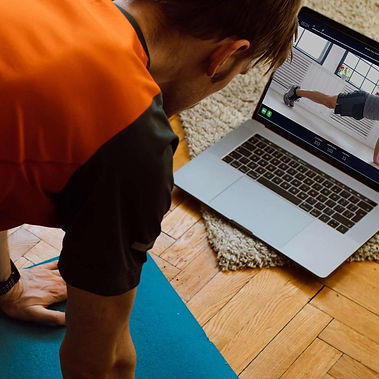 Online Personal Training.