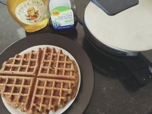 Spelt Alkaline Waffles: A Dr  Sebi Cell Food Recipe