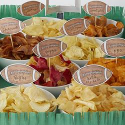 Kids Potato Chip Bar