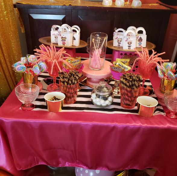 Queen Bee LOL Party Candy Bar.jpg