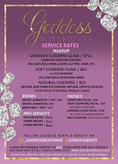 Goddess Beats Services