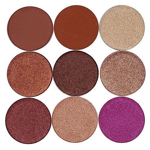 Natural Goddess Eyeshadow Palette