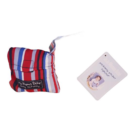 JoJo Maman Pack-Away Pocket High Chair