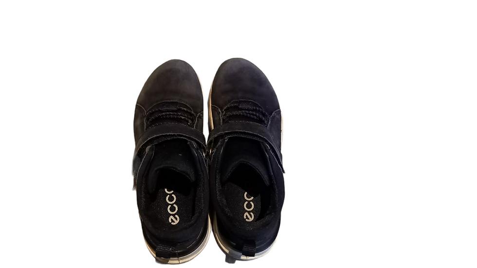 Ecco Runners Navy Suede