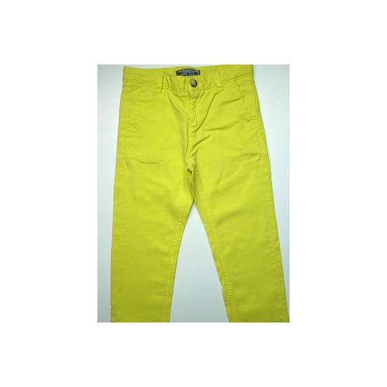 Bonpoint Bright Yellow Chinos