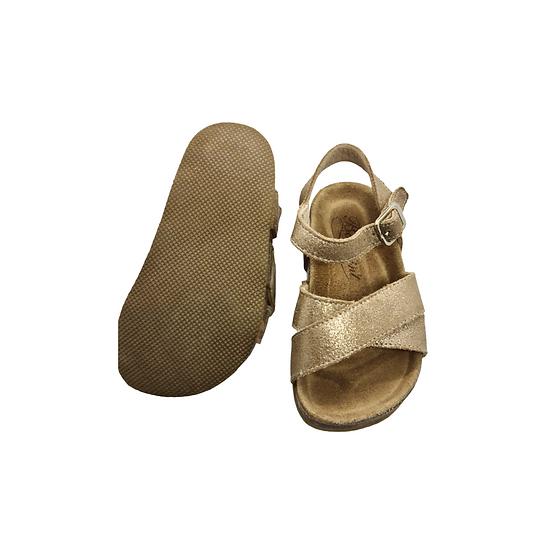 Bonpoint  Sandals Gold