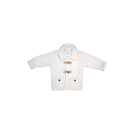 Mayoral Newborn white coat