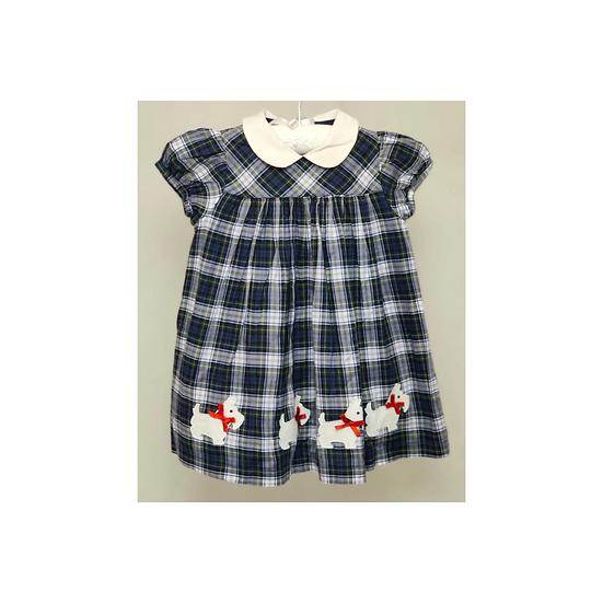 Confiture Little Scottie Tartan Dress