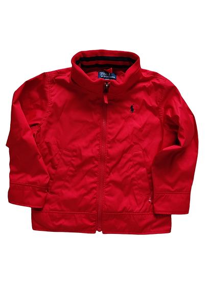 Ralph Lauren Red Rain Jacket