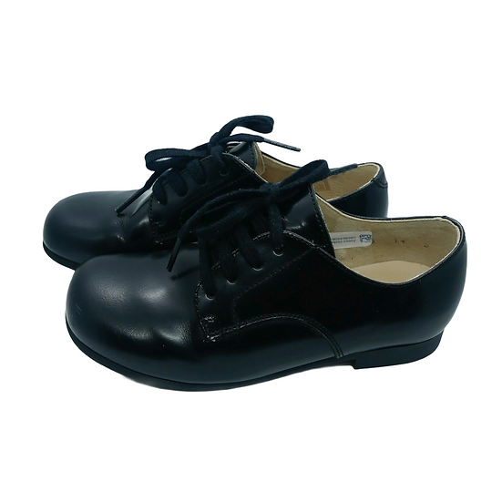 Start Rite Black Leather Shoes