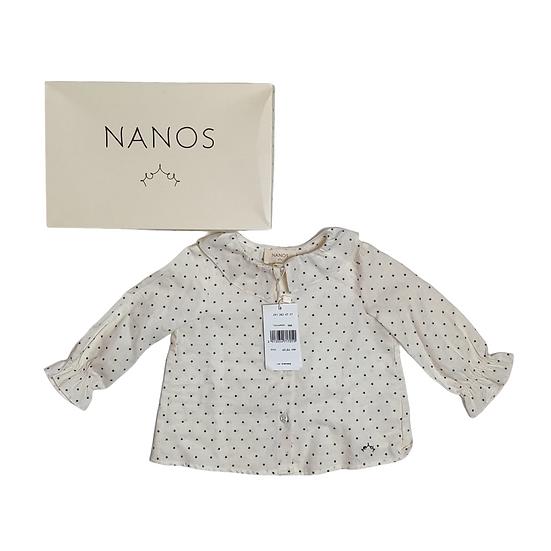 Nanos Polka Dot Shirt