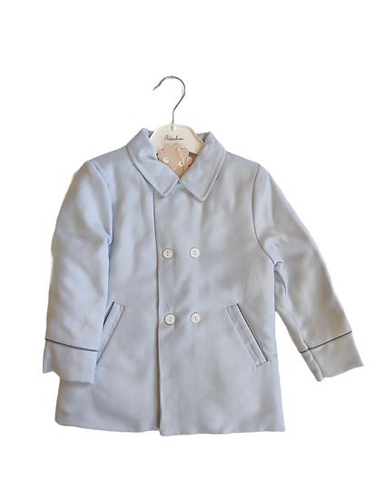 Patachou Baby Blue Coat