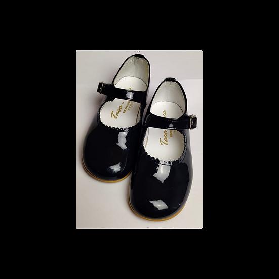 Taca-Taca navy patent leather Mary Janes