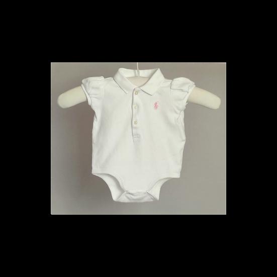 Ralph Lauren white tshirt vest