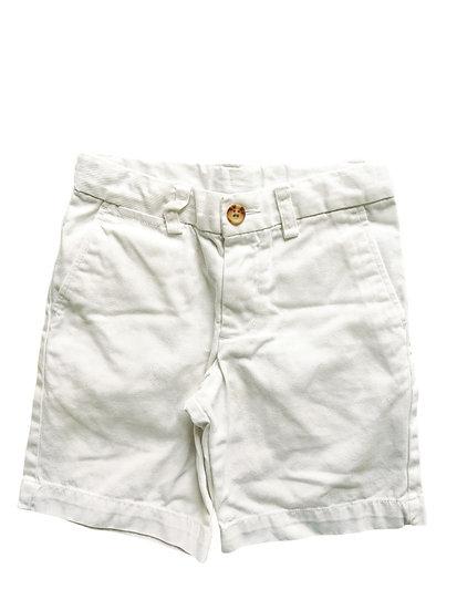 Ralph Lauren White Chino Shorts