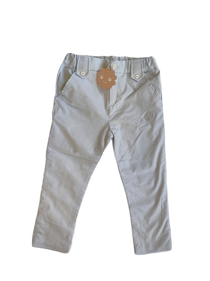 Patachou Baby Blue Cord Trousers