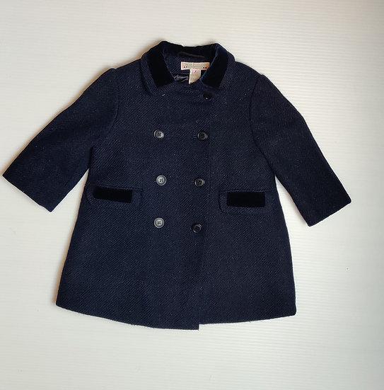 Bonpoint Navy Coat