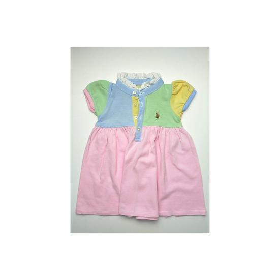 Ralph Lauren Block Colour Dress
