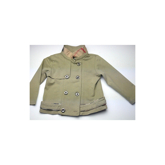 Burberry Military Beige Coat