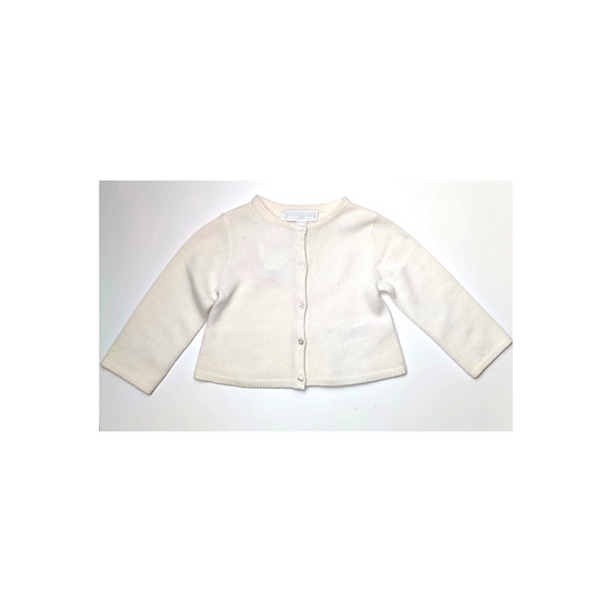 The Little White Company Cashmere Porcelain Cardigan