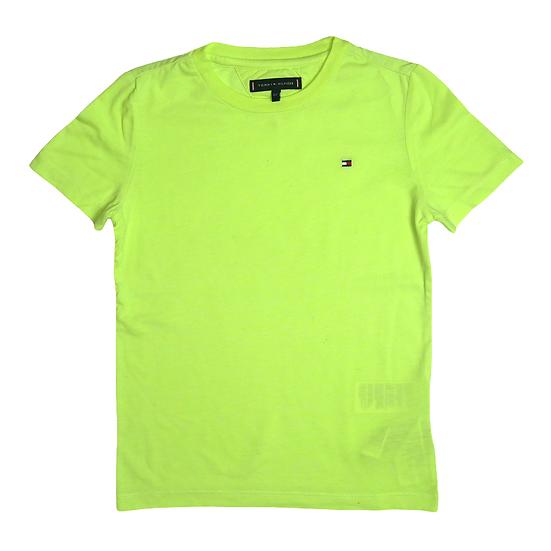 Tommy Hilfiger Fluro Yellow Tshirt
