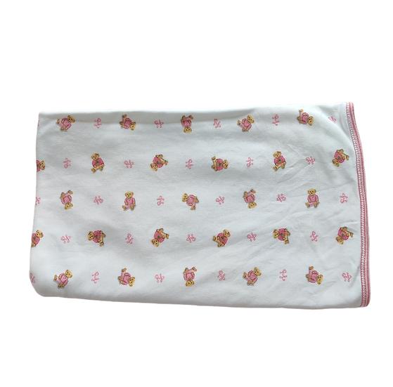 Ralph Lauren Baby Girls bear blanket