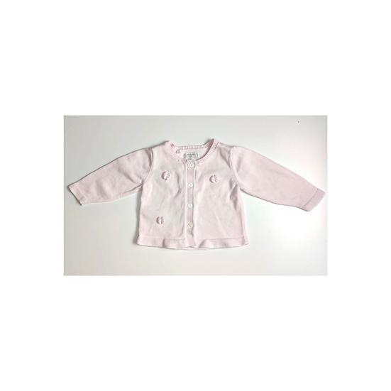 Emile et Rose pink cardigan
