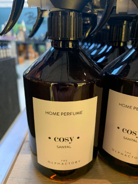 Roomspray Cosy