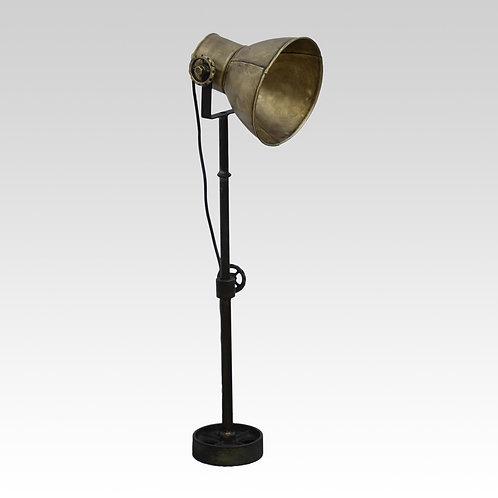 Industriële Bureaulamp Koper