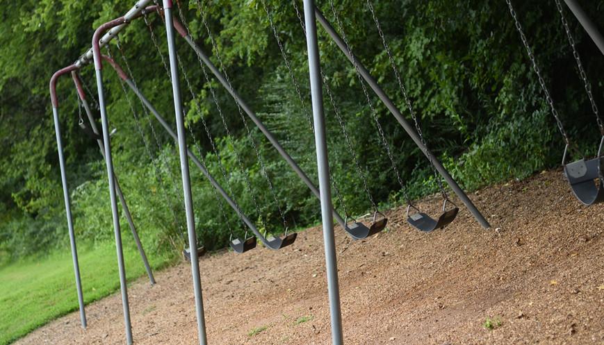 Slate Swingset