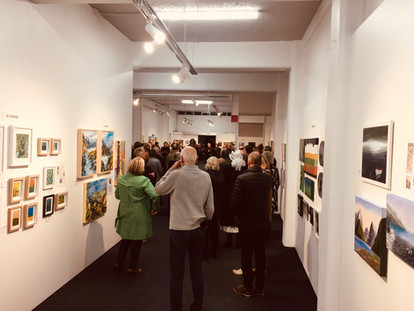 The AGN's Annual Winter Exhibition Is Underway!